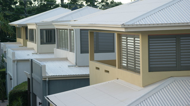 Weatherwell Elite Shutters For Privacy Beach Style
