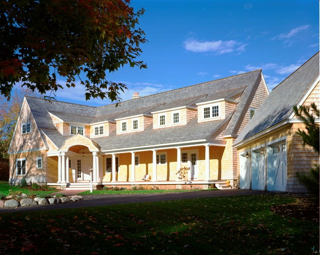 Welcome Home traditional-exterior