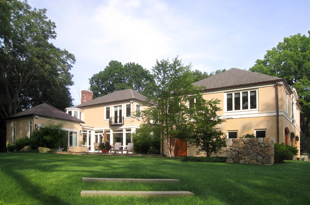 Wellesley Residence transitional-exterior
