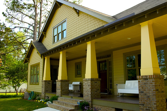 traditional exterior by 2SL Design Build Inc