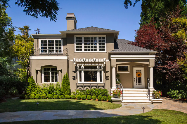 West Bellevue - Traditional - Exterior - san francisco ...