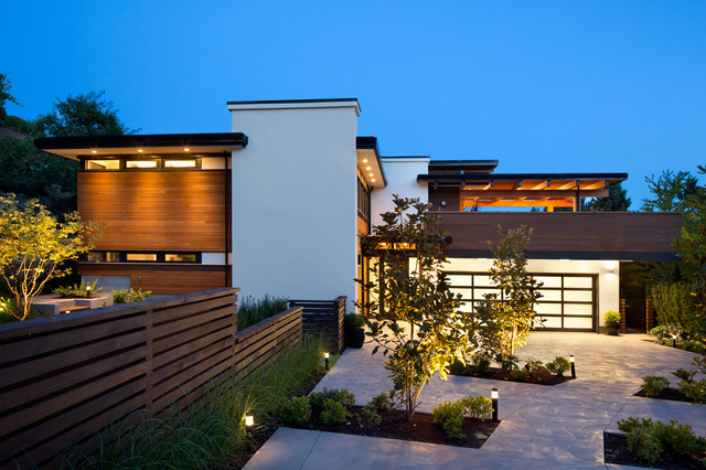 West Coast Modern Renovation Contemporary Exterior  : contemporary exterior from www.houzz.com size 640 x 426 jpeg 111kB