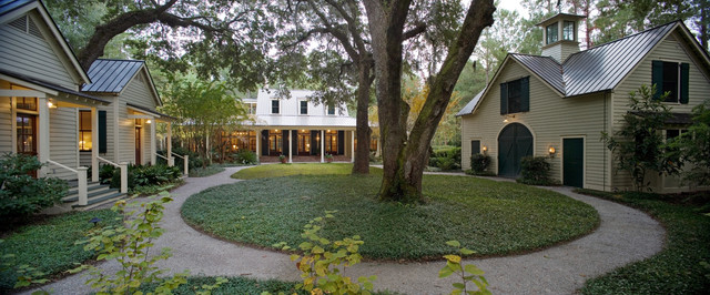 West Indies Meets Lowcountry Traditional-exterior