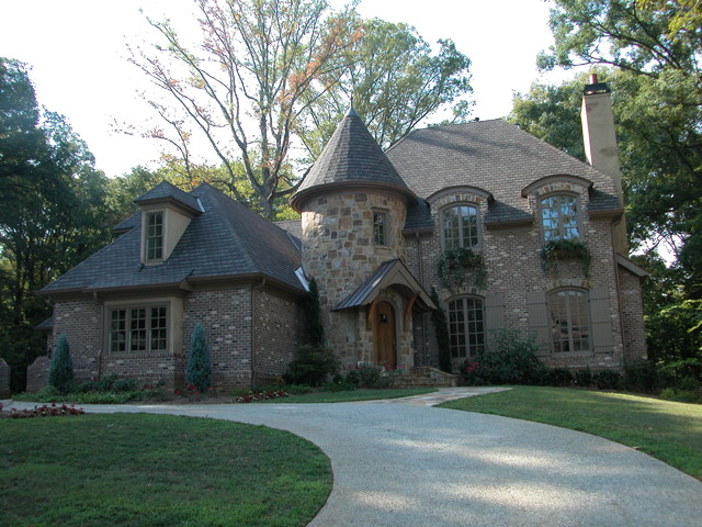 West Oaks Traditional Exterior Atlanta By Chip