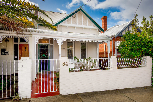 West Perth Cottage Traditional Exterior Perth By