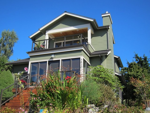 West Seattle remodel traditional-exterior