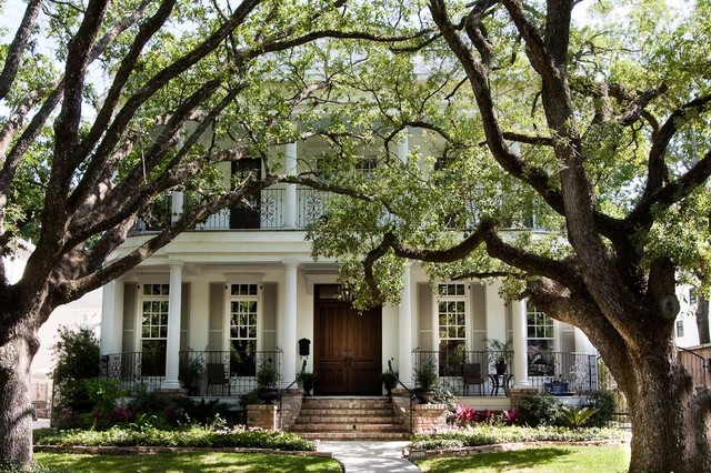 West University New Orleans traditional-exterior