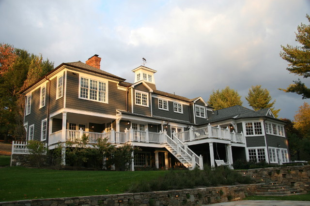 Westchester Whimsy Traditional Exterior New York