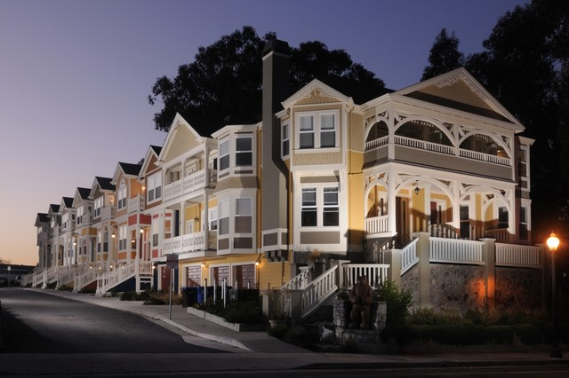Westcliff Townhomes Santa Cruz Ca Traditional