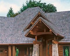 Western Ranch rustic-exterior