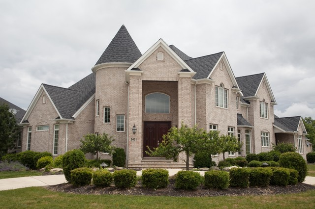 Westlake Custom Brick Home
