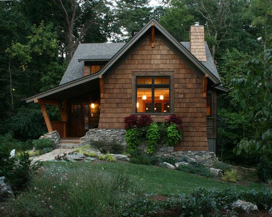 Rustic craftsman hardi siding home design photos decor for Rustic siding ideas