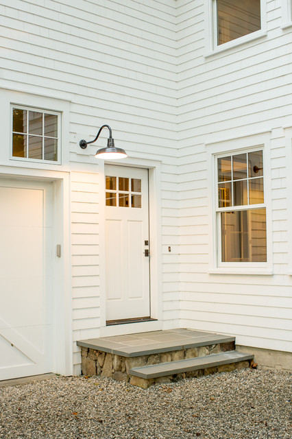 Westport Farmhouse for the Modern Traditionalist - Farmhouse - Exterior - new york - by Thiel ...