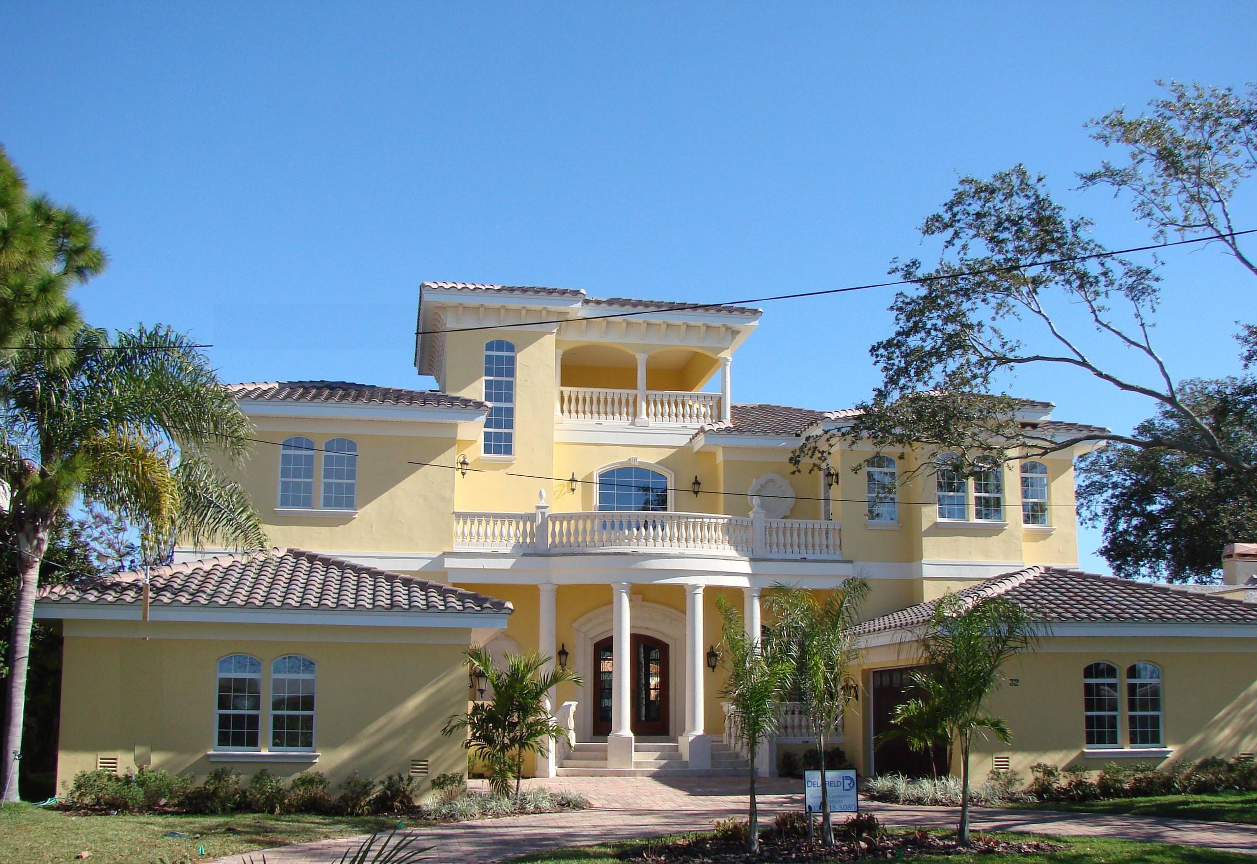 Westshore Area New Home