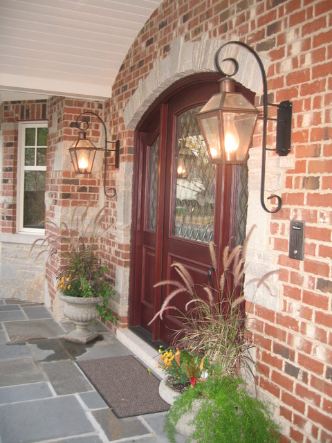 Wheaton Residence traditional-exterior
