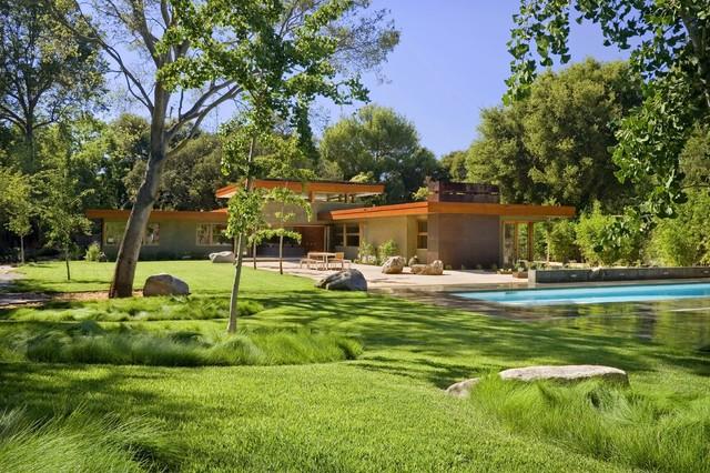 Wheeler Residence contemporary-exterior