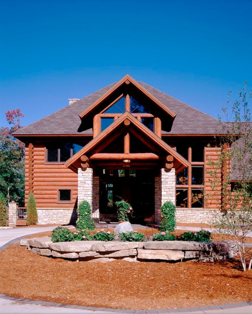 White Cliff By Wisconsin Log Homes