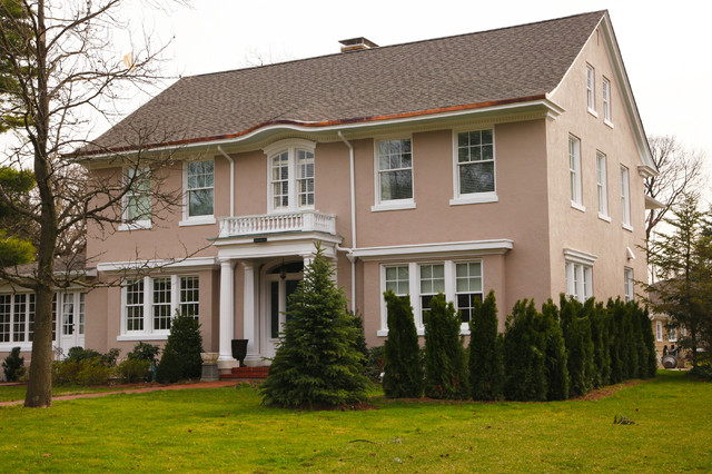 Westchester County, New York Exteriors eclectic-exterior