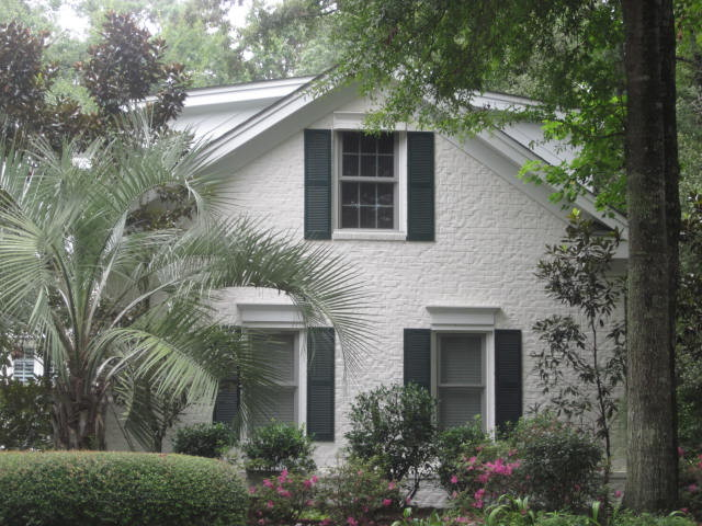 Whitewash brick exterior traditional exterior
