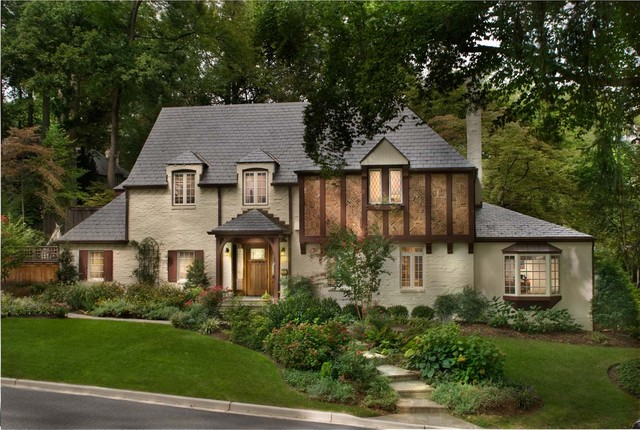 Whole home remodel magical transformation rustic exterior dc metro by carnemark design House transformations exterior