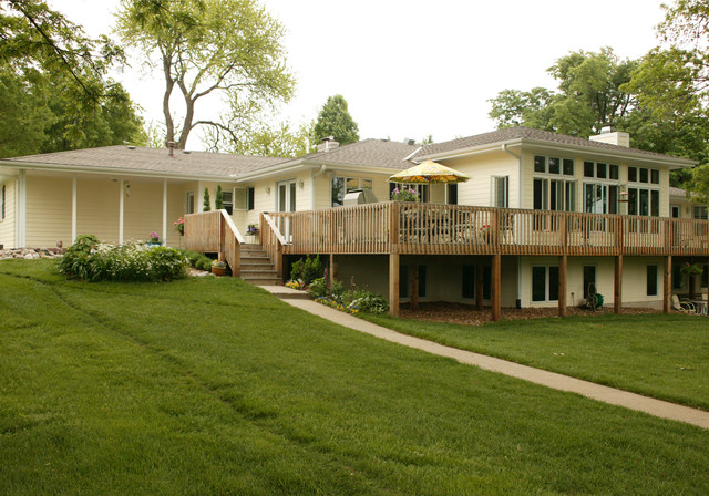 Whole House Remodel Addition Lee S Summit Mo Exterior
