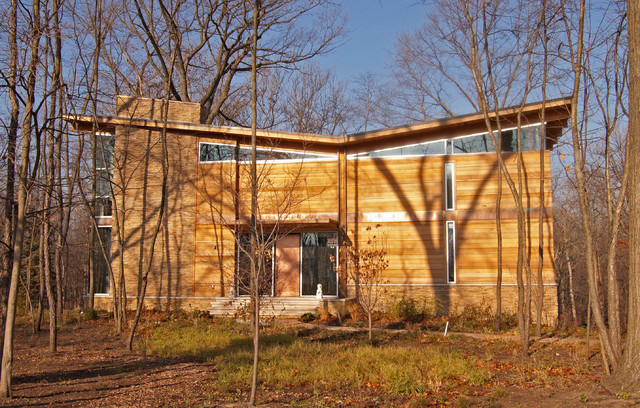 Wildewood 5 contemporary-exterior