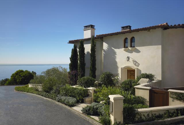 William Hefner Architecture Interiors & Landscape mediterranean-exterior