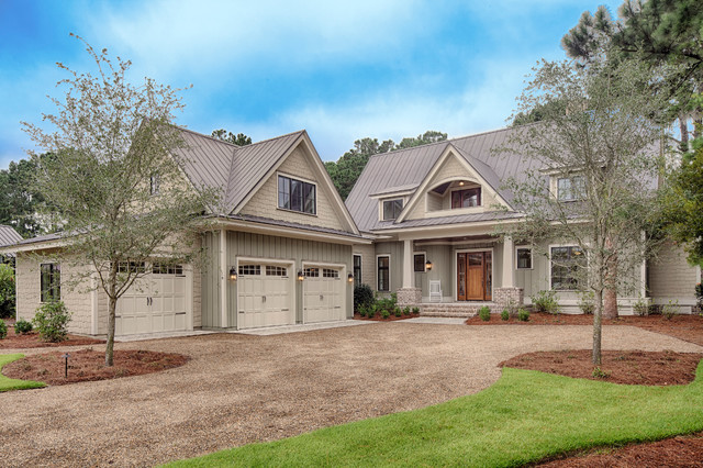 Williamsburg low country neighborhood traditional for Low country architecture