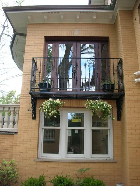 Wilmette Addition I contemporary-exterior