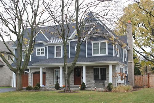 nantucket style home - Nantucket Style House