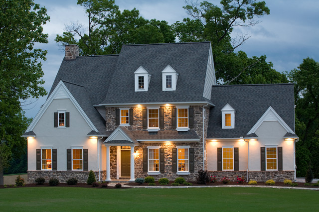 Wilmington Model Traditional exterior