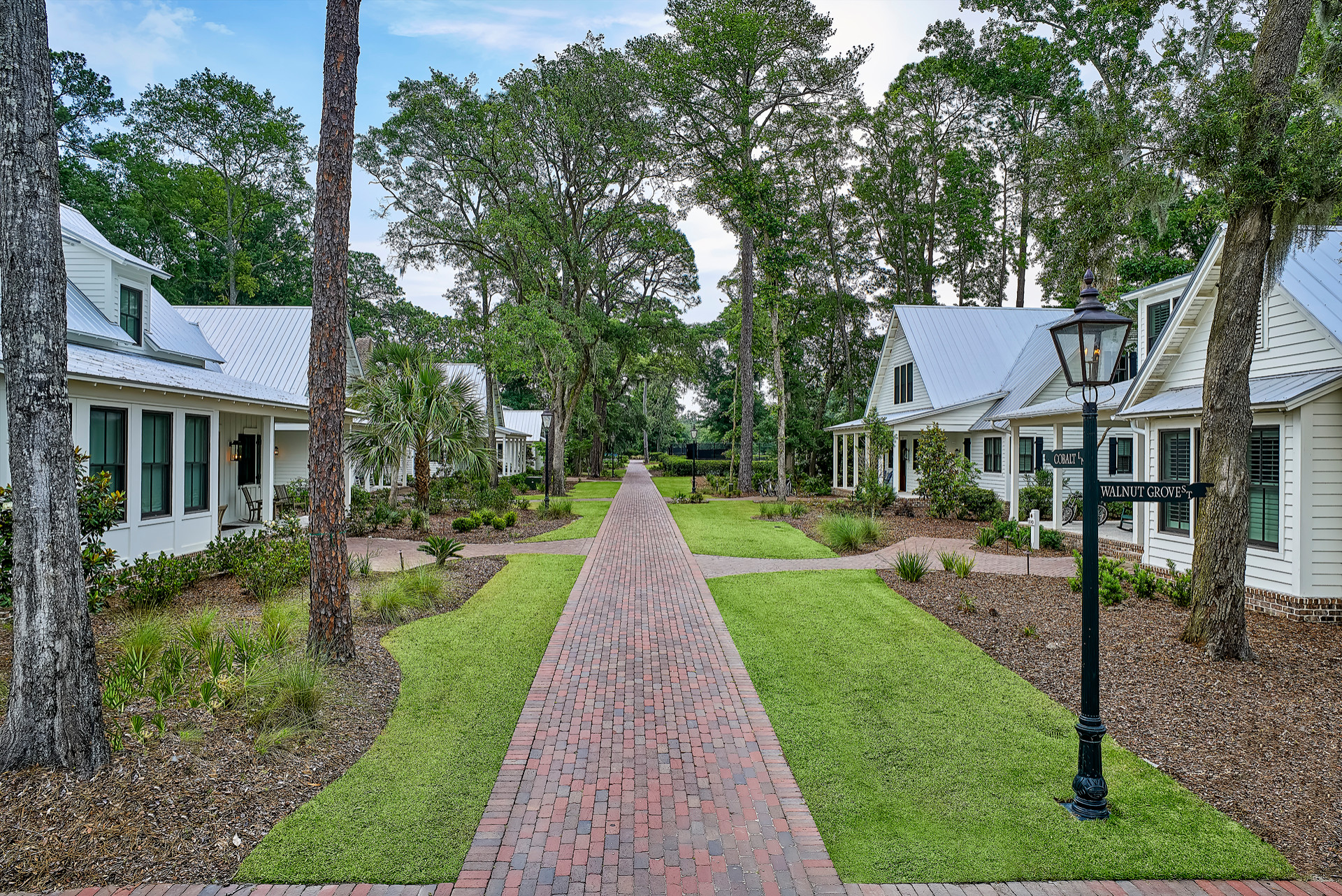Wilson Cottages, Palmetto Bluff