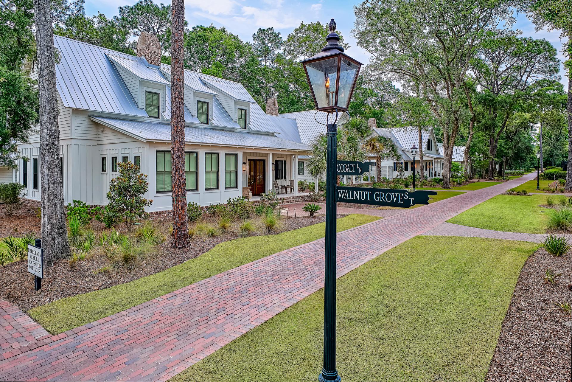 Wilson Cottages, Palmetto Bluff