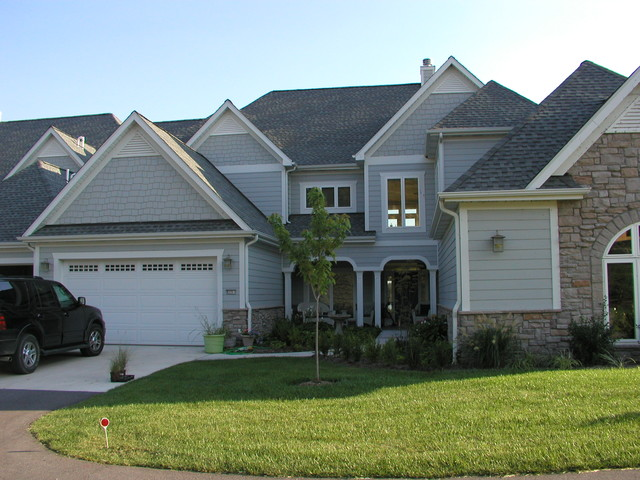 Wind Rivers in Grafton traditional-exterior