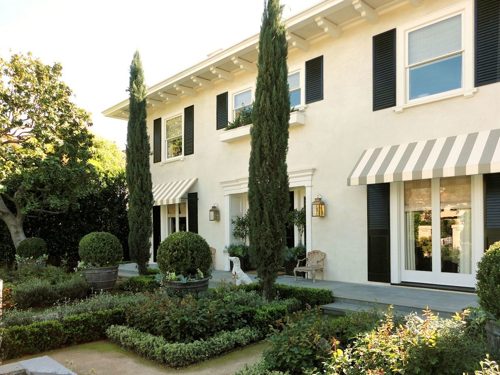 Window Awnings - Traditional - Exterior - Los Angeles - by ...