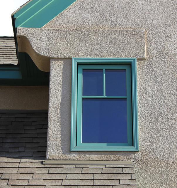 Window Detail contemporary-exterior