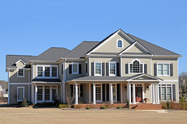 Window styles designs contemporary exterior los for Window exterior design