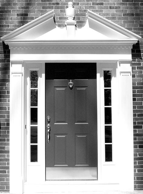 Very Colonial Exterior Doors Images - doors design modern JG57