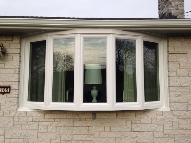 Windows Contemporary Exterior Other By Lowes Of