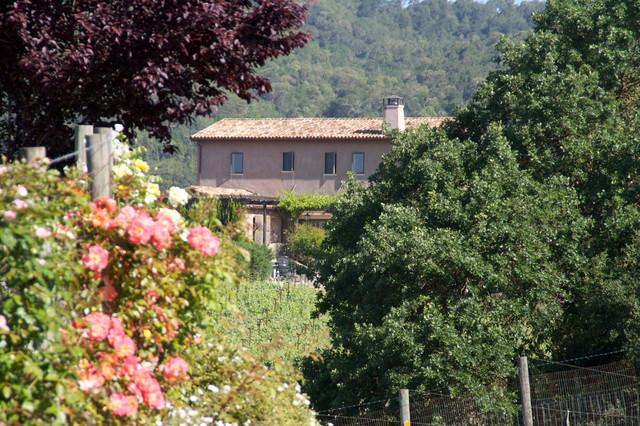 Wine Country Estates mediterranean-exterior