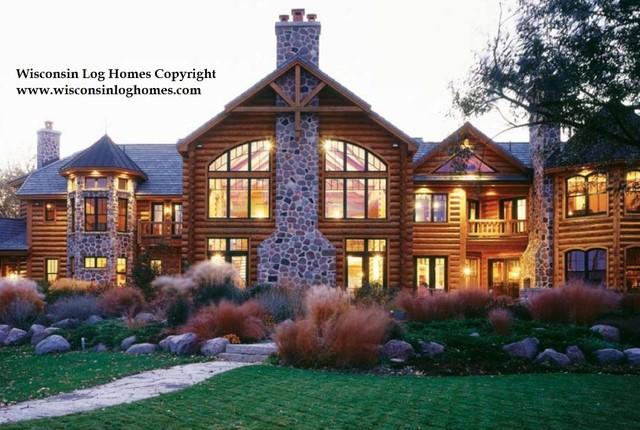 Wisconsin Log Homes Inc