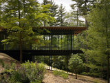 modern exterior Design Workshop: The Intriguing Effects of Exposed Framing (16 photos)