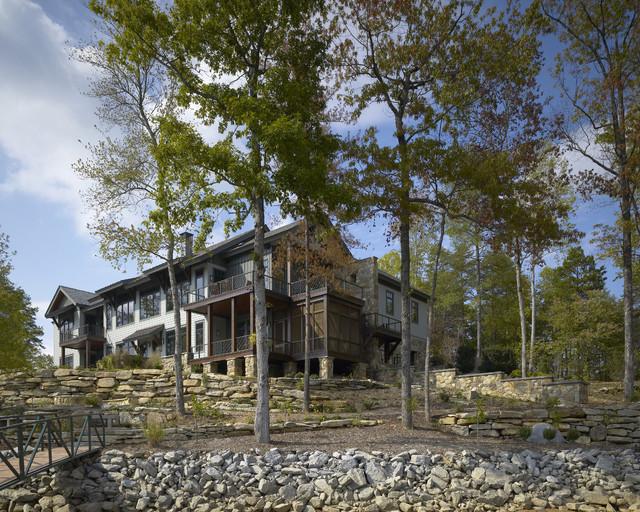 Wood Sage Exterior eclectic-exterior