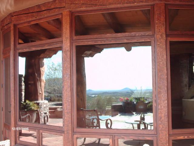 Wood Windows And Doors Exterior Phoenix By Janus Custom Building Products