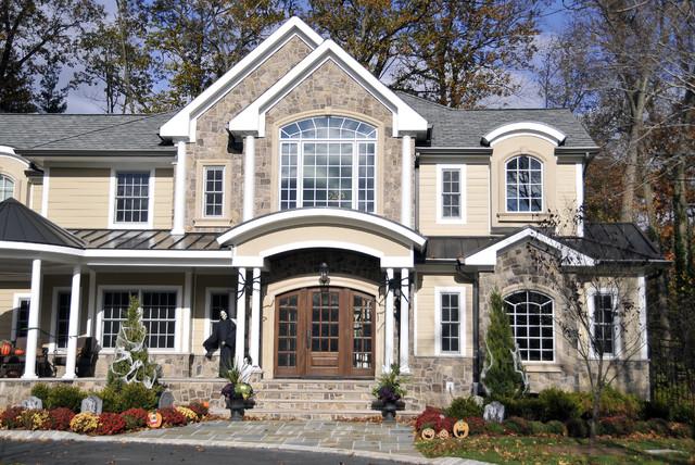 Woodbridge Builders traditional-exterior