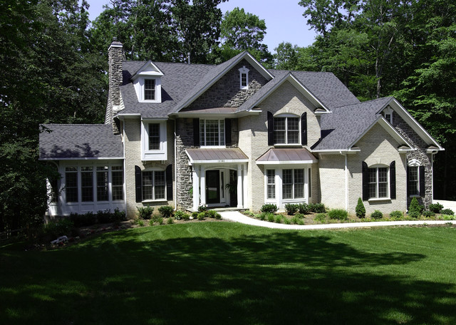 Woodbridge Traditional Traditional Exterior Dc Metro By Exceptional H