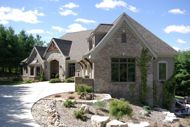 Woodcrest Residence Traditional Exterior Milwaukee By Highland