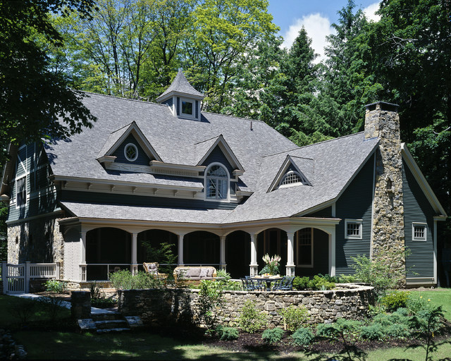 woodlawn residence traditional-exterior