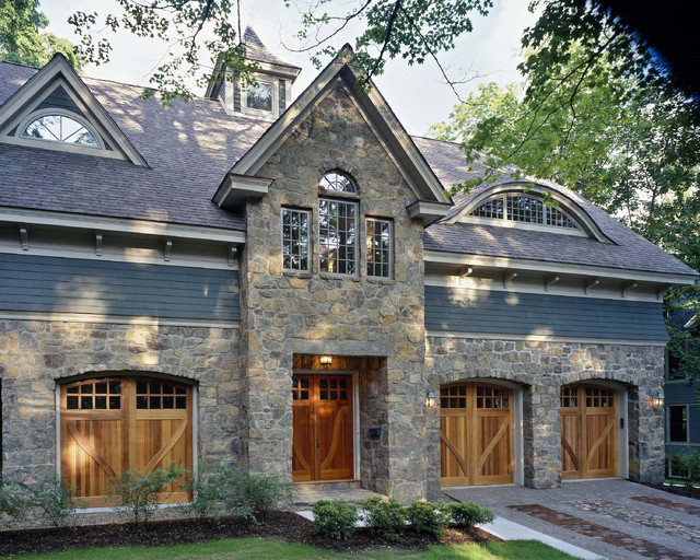 woodlawn residence traditional exterior