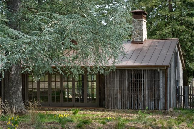 Woodside Buildings contemporary-exterior